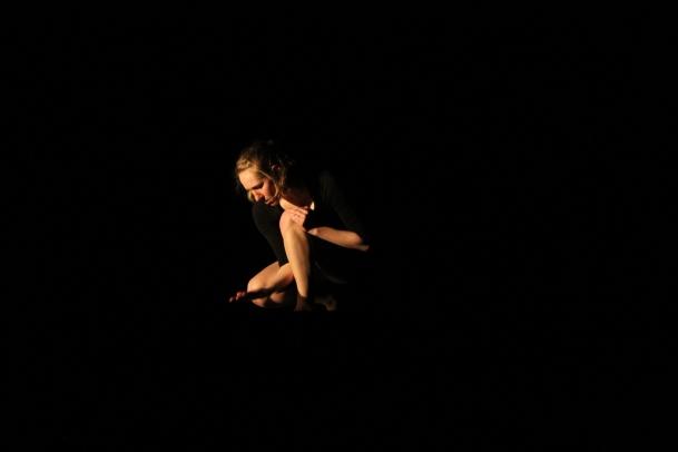 """Homing,"" chor. Katie Ailes, 2014. Dancers: Katie Ailes"
