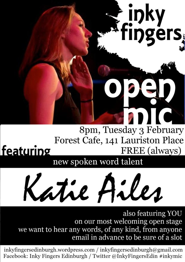Open Mic Katie